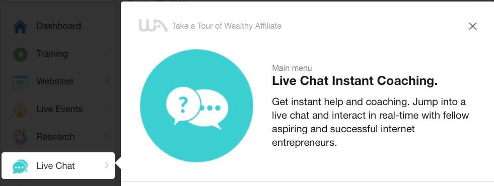 WA Live Chat