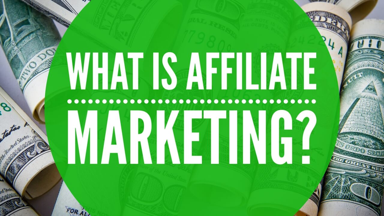 What Is Affiliate Marketing How To