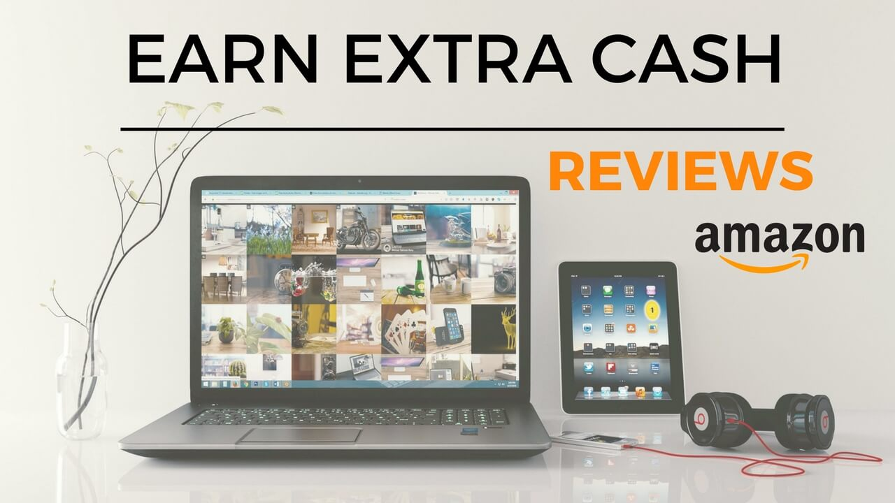 How To Earn Money From Amazon Reviews