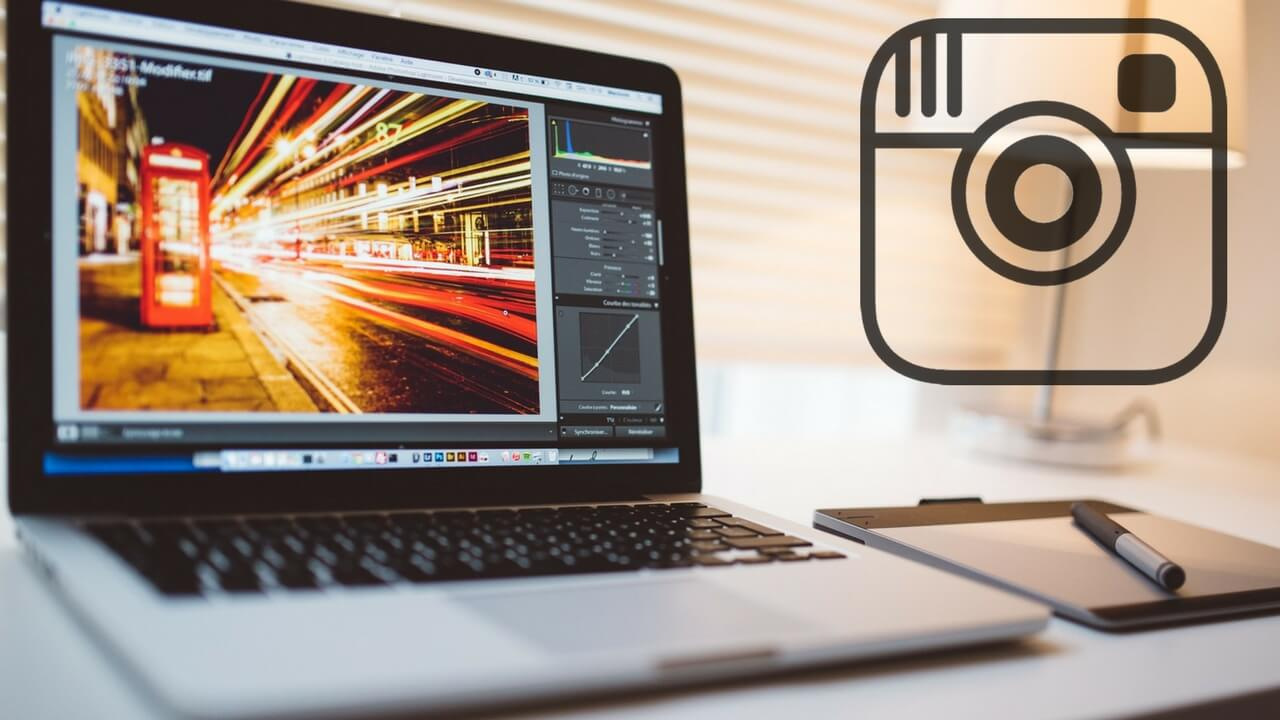 How To Upload Photos To Instagram From A Computer