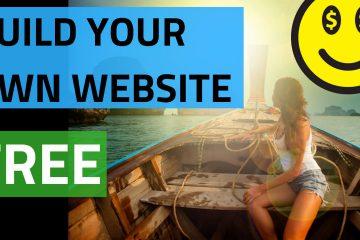 Build Your Own Website In 30 seconds Free Wordpress Websites