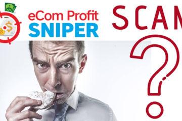 eCom Profit Sniper Review Scam