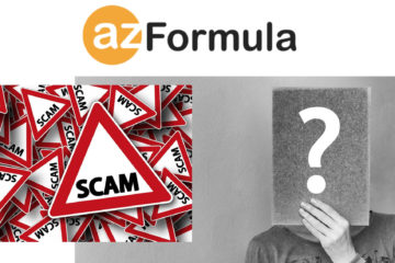 the AZFormula scam or legit review-