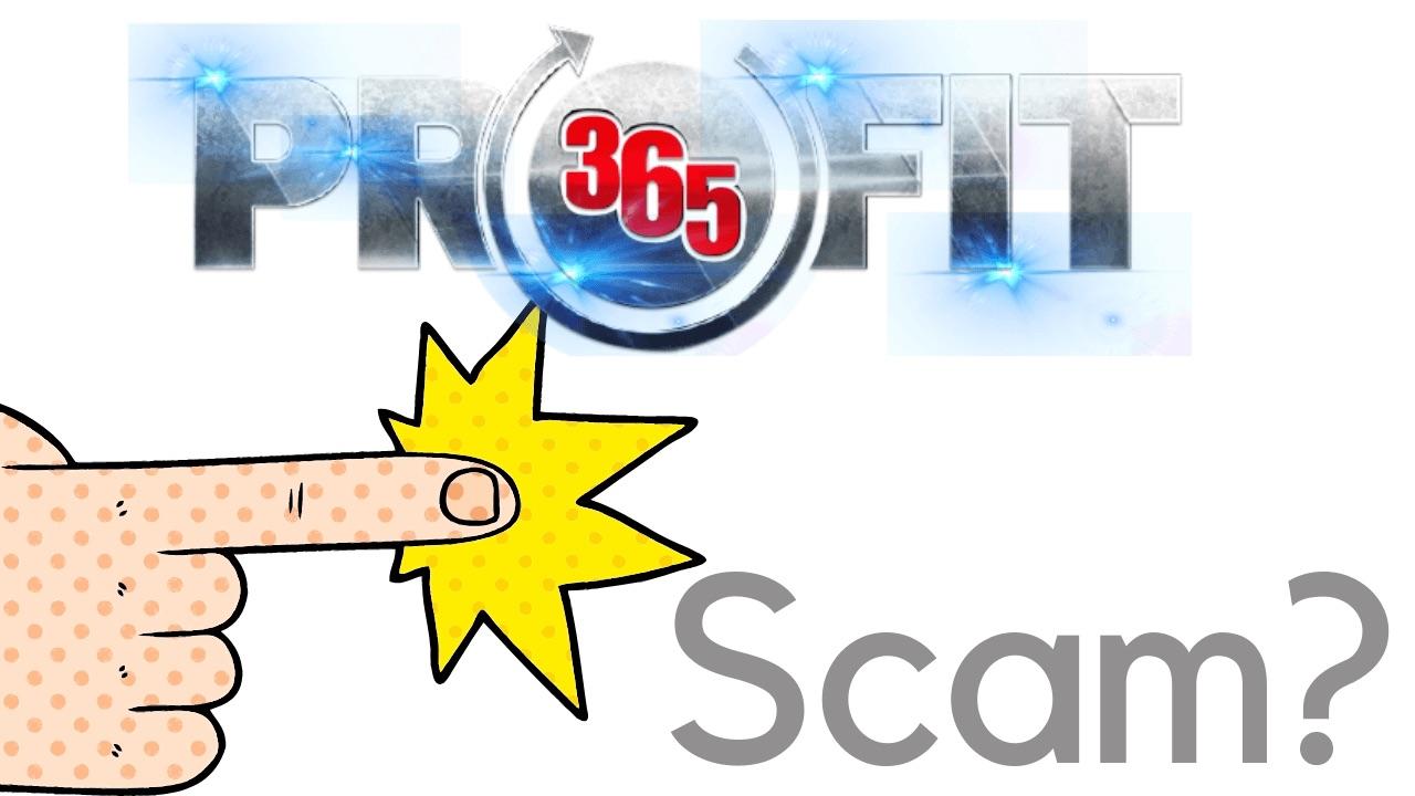 Jamie Lewis Profit 365 Bogus- (2019) Clickbank Product