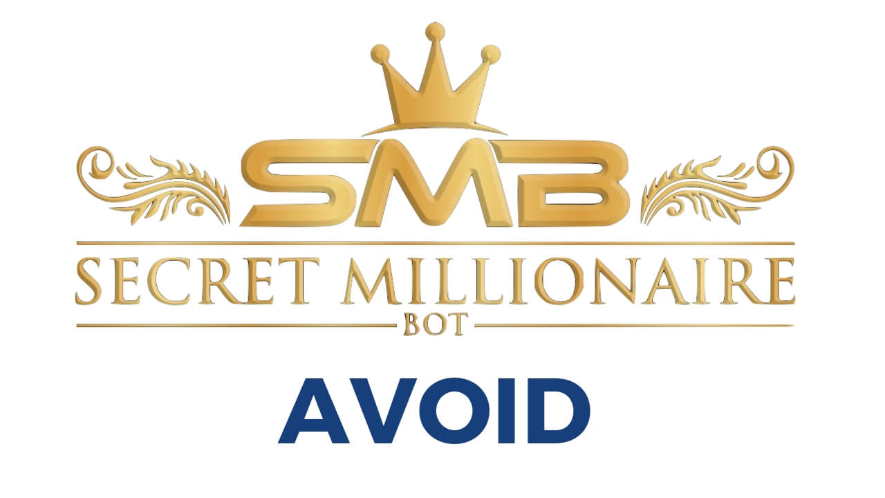 Secret Millionaire Bot Review Scam or Legit Review AVOID