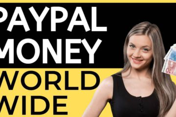 PayPal Money Worldwide