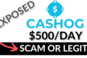 Cash OG Review $500/Day Scam Or Legit? The Truth EXPOSED
