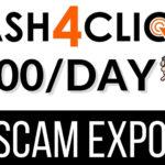 Cash4Clickz Reews Scam or Legit Payment Proof