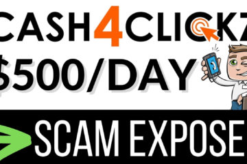 Cash4Clickz Reews Scam or Legit Payment Proof