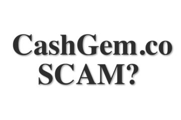 CashGem Review SCAM or LEGIT