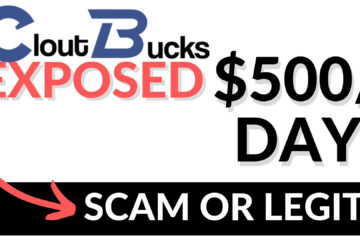 Clout Bucks Review (EXPOSED) Scam Or Legit