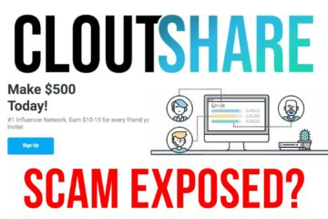 CloutSHARE REVIEW Scam or Legit?