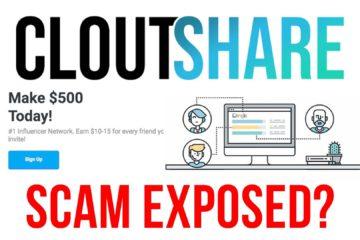 CloutSHARE REVIEW Scam or Legit?