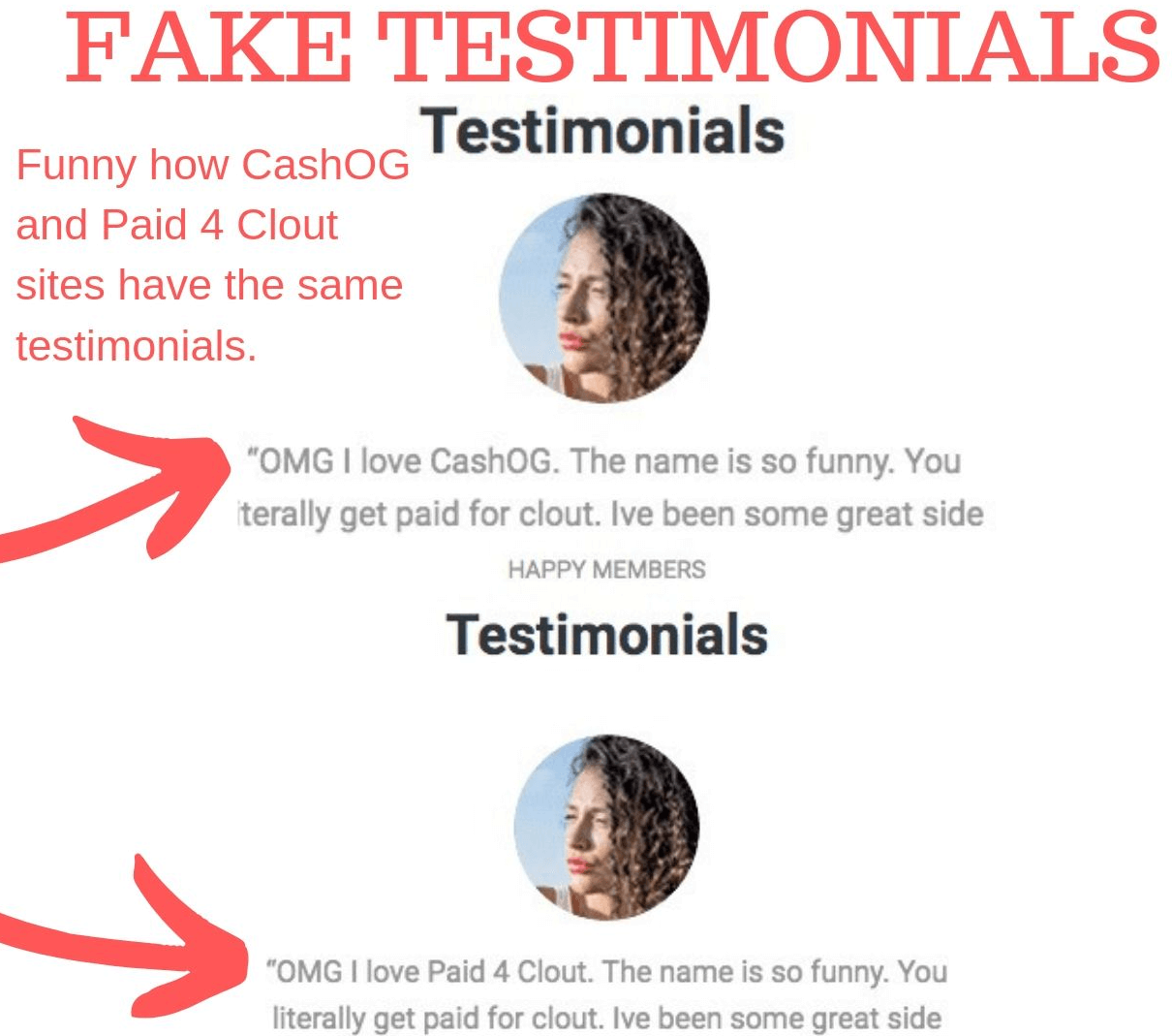 Paid4Clout-fake