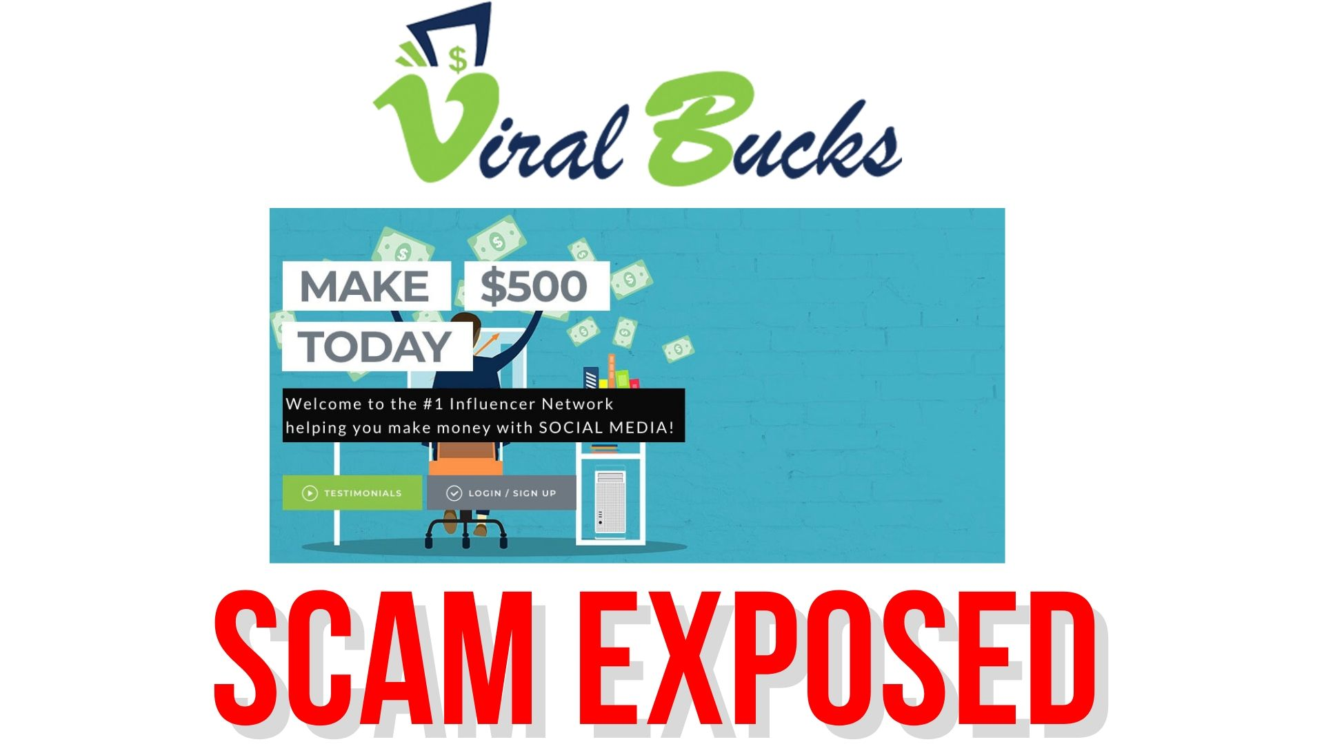 Viral Bucks co review SCAM or Legit